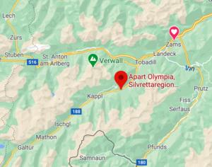 Apart Olympia-See, Paznaun-Ischgl